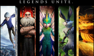 Rise of the Guardians, now on DVD and Blu-ray