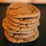 Peanut-BETTTER Gingersnaps