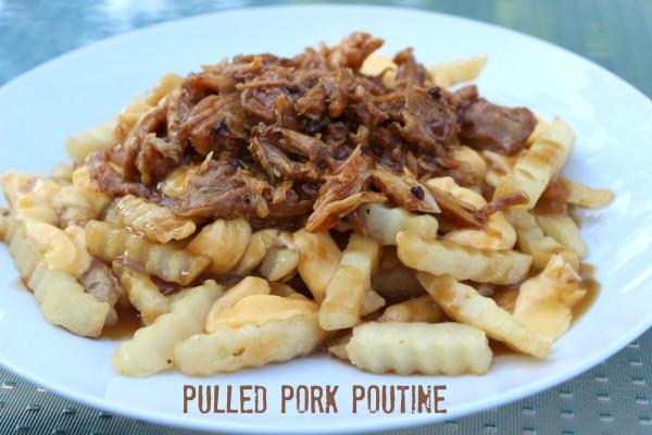 pulled pork poutine