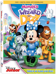 Mickey Mouse Clubhouse ~ The Wizard of Dizz {Giveaway}