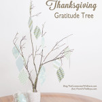 Thanksgiving Gratitude Tree