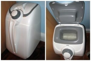 Tommee Tippee tackles smell with their new 360º Sealer Diaper Disposal System! {Giveaway}