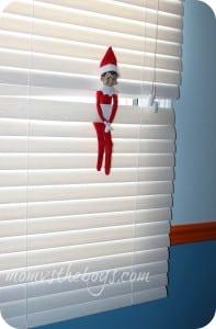 Elf on the Shelf Adventures 2013