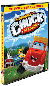 Chuck and Friends: Trucks versus Wild