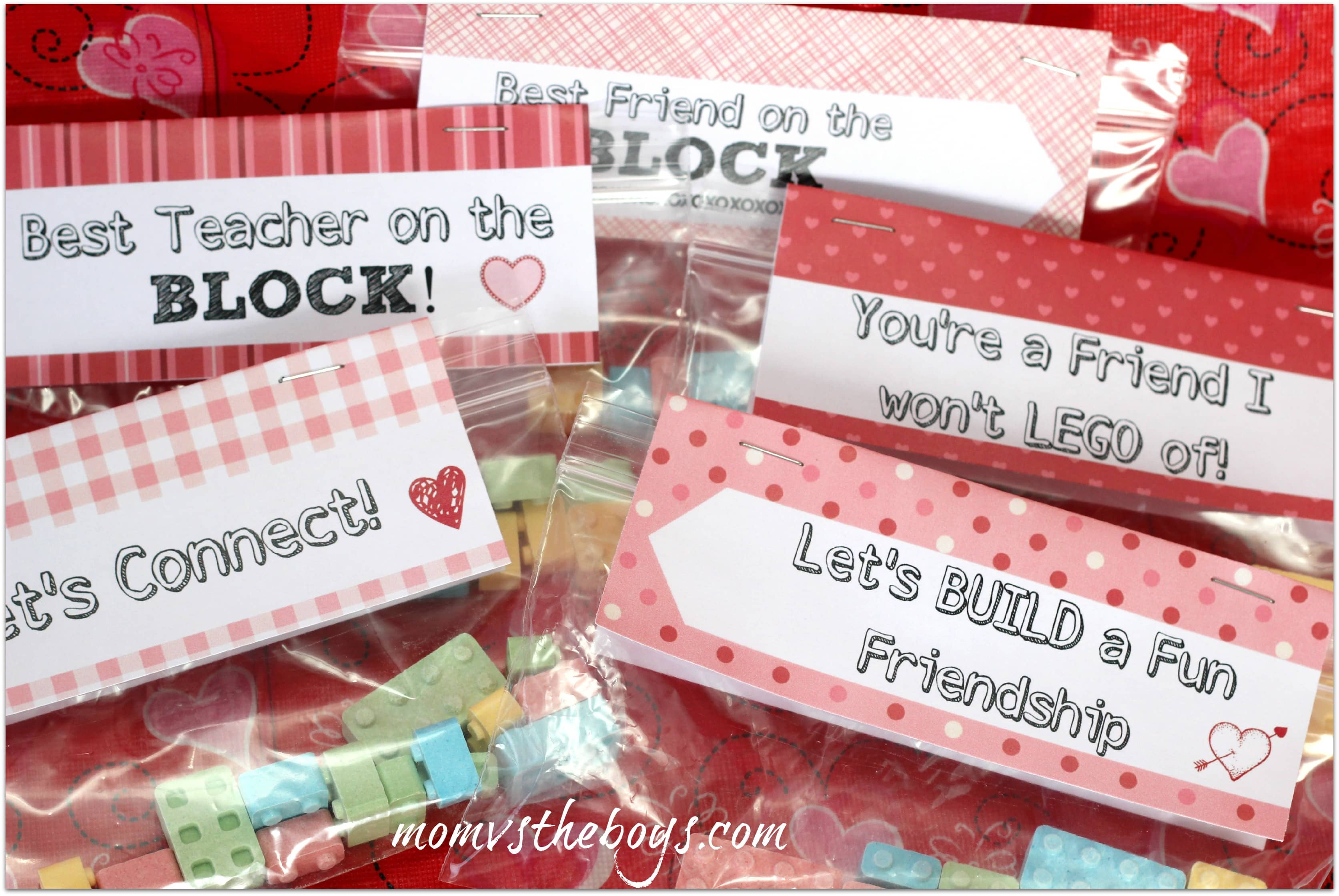 lego valentines - Cute Valentines Day Sayings For Friends
