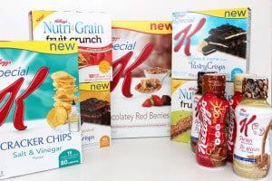 Look what's new at Kellogg's Canada! {Giveaway}