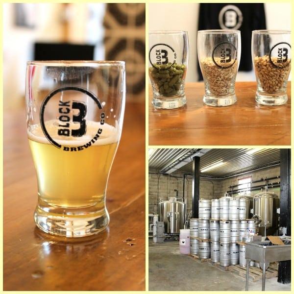 block three brewery