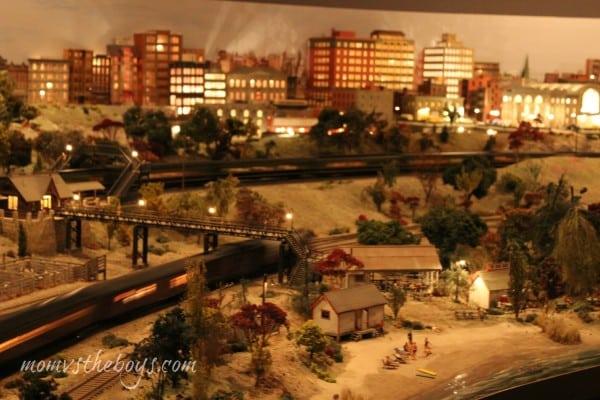 st jacobs aberfoyle model railway
