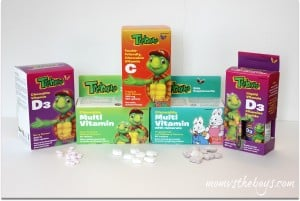 Help Keep Kids Healthy this Winter with Treehouse Kids Supplements {Giveaway}