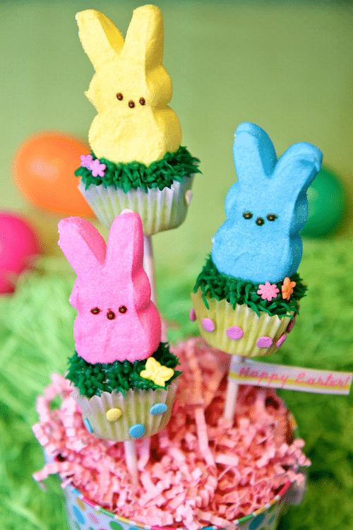 PEEPS-Easter-Bunny-Mini-Cupcake-Pops-Recipe-6