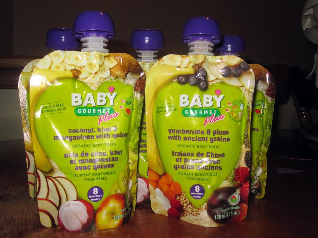 Mangosteen Baby Food