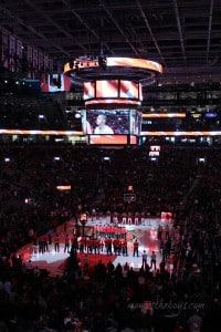 Swiffer cleans house for the Toronto Raptors!