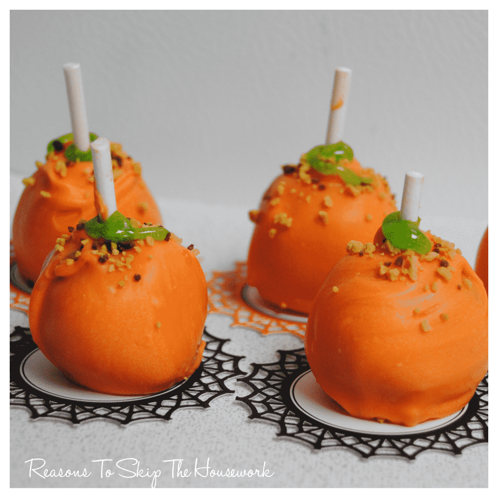 pumpkin cake pops cake pop recipes for any day of the year vs the boys 6849