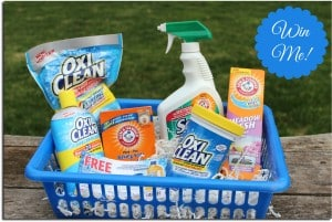 Tackle Your Spring Cleaning with some help from Church and Dwight! {Giveaway}