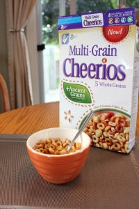 Say Hello to a brand new O! Multi-Grain Cheerios + Ancient Grains {Giveaway}