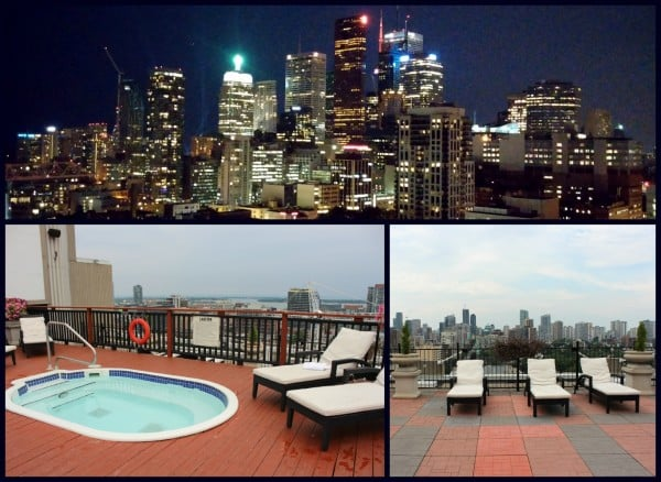 grand rooftop Collage