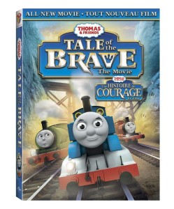 Thomas & Friends: Tale of the Brave {Giveaway}