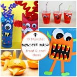 Monster treats and crafts