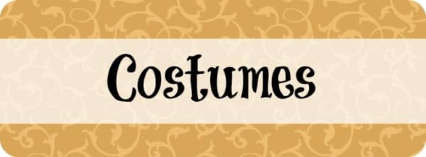 costume sewing patterns for boys