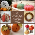 10 Fall Crafts for your home