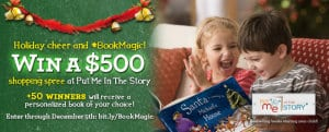 Put Me in the Story this Christmas {Giveaway}