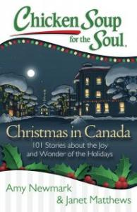 Chicken Soup for the Soul: Christmas in Canada {Giveaway}