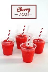 Cherry Crush Slush