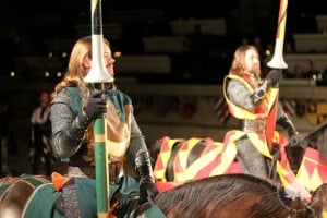 Treat Mom to an evening out at Medieval Times {Giveaway}