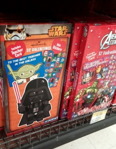 Boy Approved Valentines at Walmart Canada