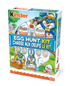 The most Eggciting time of the year is coming! #Kindermom
