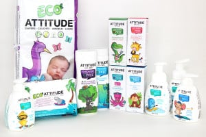 Worry Free Baby Products from ATTITUDE {Giveaway}