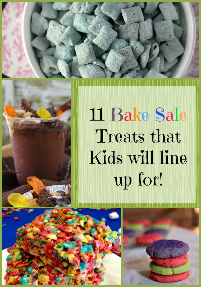 Bake Sale Treats The Kids Will Line Up For Mom Vs The Boys