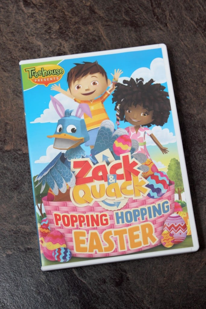 Easter basket finds for your toddlers and preschoolers giveaway this series follows the adventures of a dynamic boy named zack his best friend an impulsive young duck called quack they live inside the most amazing negle Gallery