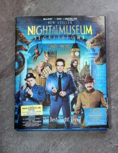 Night at the Museum: Secret of the Tomb {Giveaway}
