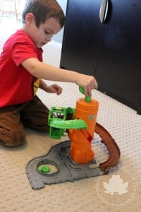 All Aboard!! Thomas & Friends Giveaway