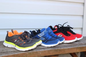 Tips to Keep your Family Active with Skechers {Giveaway}