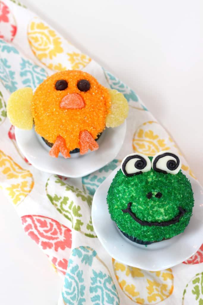 animal-cupcakes