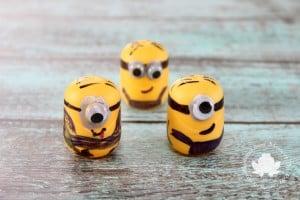 Kinder Minion Craft