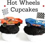 Hot WheelsCupcakes