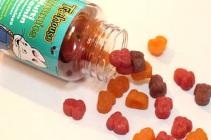 Treehouse Gummies for an easy morning routine