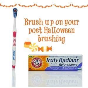 Brush Up on Your Post Halloween Brushing!