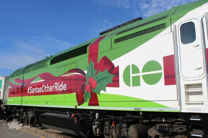 Go Train, Santa's Other Ride
