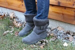 Warm Winter Boots from Skechers {Giveaway}