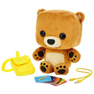 AN INTERVIEW WITH FISHER-PRICE® SMART TOY® BEAR