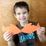 Fish Songs and Props for Toddlers - Mom vs the Boys
