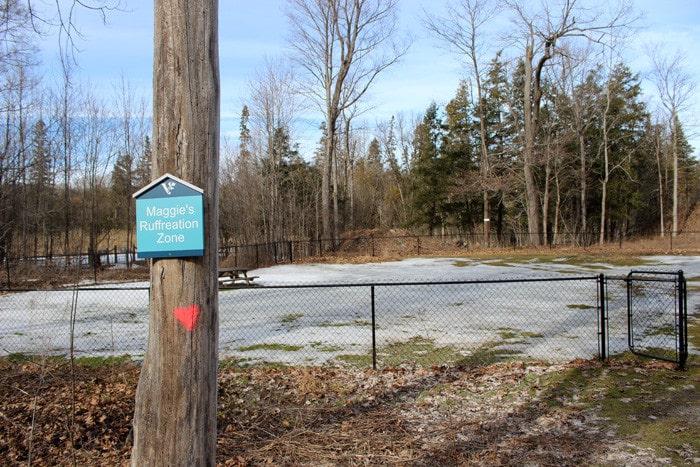 Viamede Resort - off leash dog park