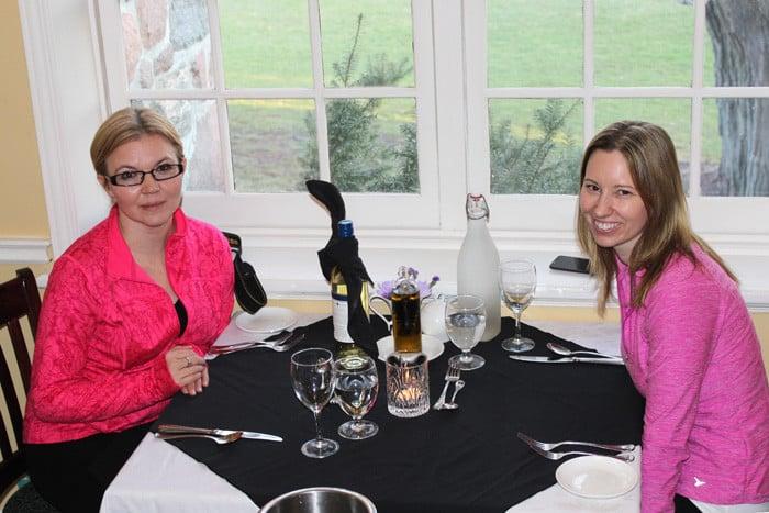Ste Anne's Spa - Dining