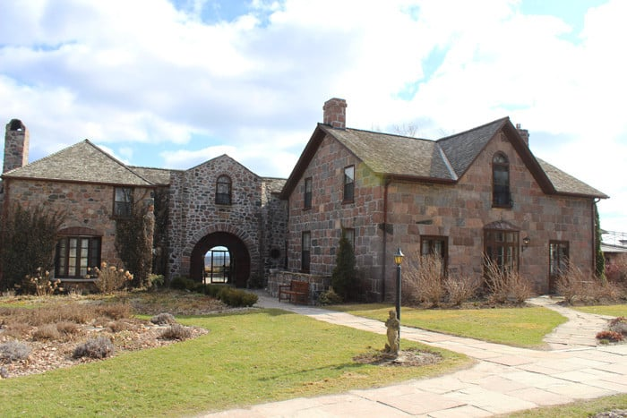 Ste Anne's Spa, Grafton ON