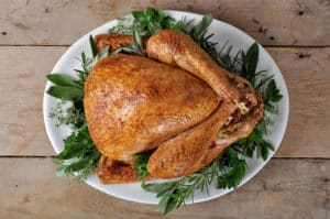 Sausage and Pistachio Stuffed Turkey Breast Roast Recipe Plus a chance to Win!