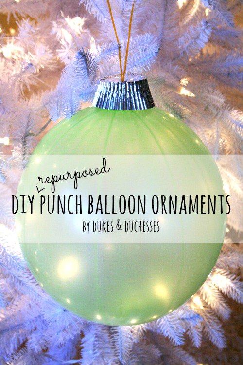 Diy Christmas Ornaments For Boys Mom Vs The Boys